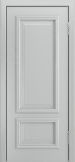 Двери Лайндор Виолетта Д эмаль серая
