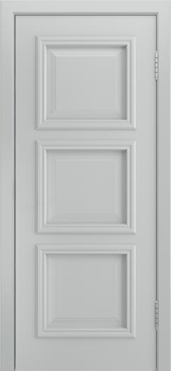 Двери Лайндор Грация Д эмаль серая
