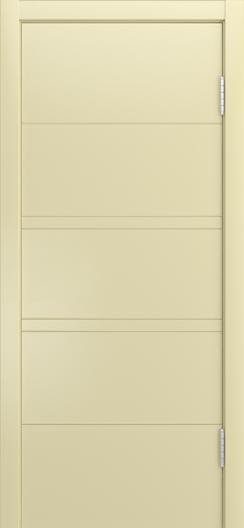 Двери Лайндор Ника Ф3 Горизонт эмаль Бисквит