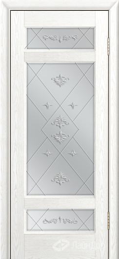 Двери ЛайнДор Мишель К тон 38 стекло Прима