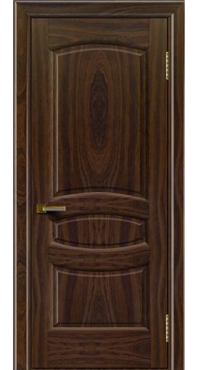Дверь ЛайнДор Алина 2 американский орех 25 глухая