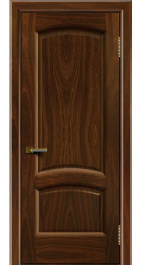 Дверь ЛайнДор Анталия 2 американский орех 25 глухая