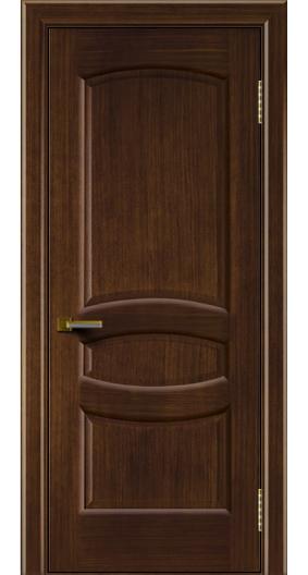 Дверь ЛайнДор Алина 2 орех 2 глухая
