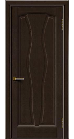 Дверь ЛайнДор Анжелика венге 12 глухая