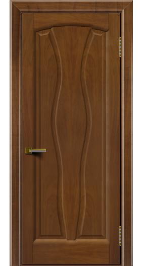 Дверь ЛайнДор Анжелика 2 американский орех 23 глухая