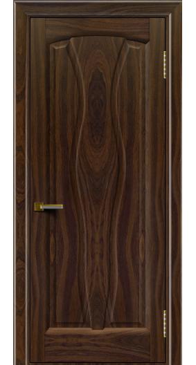 Дверь ЛайнДор Анжелика 2 американский орех 25 глухая