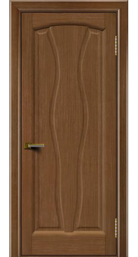 Дверь ЛайнДор Анжелика 2 дуб 5 глухая