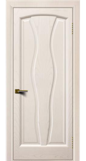 Дверь ЛайнДор Анжелика 2 жемчуг тон 27 глухая