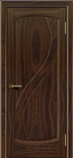 Дверь ЛайнДор Новый стиль американский орех 25 глухая