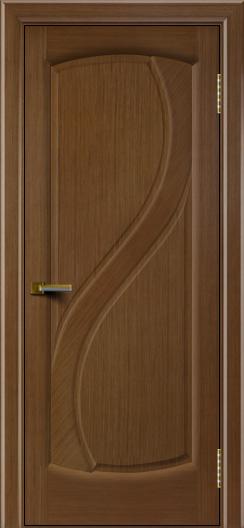 Дверь ЛайнДор Новый стиль дуб глухая