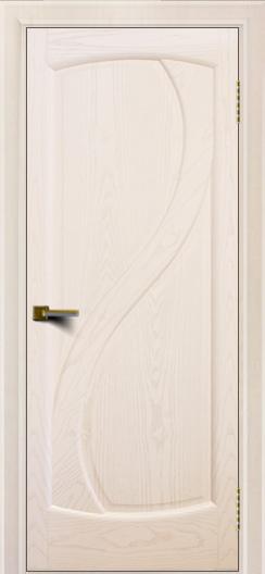 Дверь ЛайнДор Новый стиль жемчуг глухая