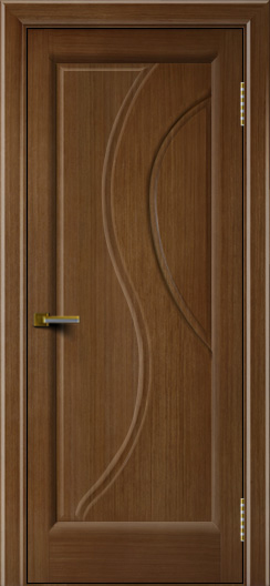 Дверь ЛайнДор Прага Дуб 5 глухая