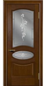 Двери ЛайнДор Оливия тон 30 стекло Оливия