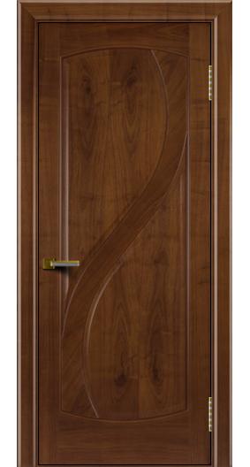 Двери Лайндор модель Новый стиль американский орех 23 глухая