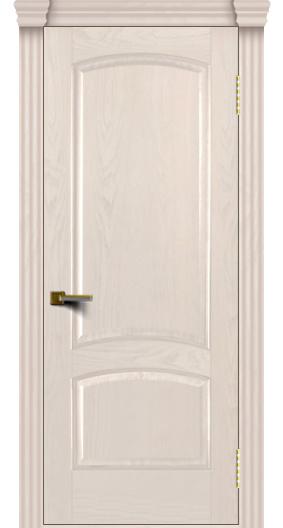 Двери ЛайнДор Алина жемчуг тон 27 глухая капитель 3 эл.