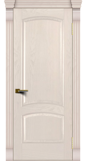 Двери ЛайнДор Алина жемчуг тон 27 глухая капитель 7 эл.