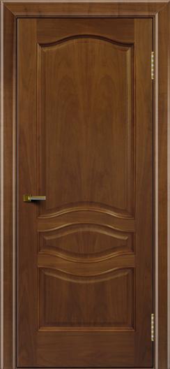 Двери ЛайнДор Амелия америеанский орех тон 23 глухая