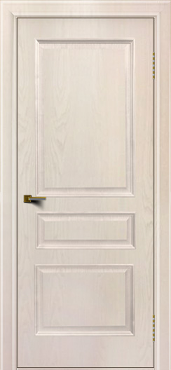 Двери ЛайнДор Калина ясень жемчуг тон 27 глухая
