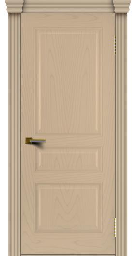 Двери ЛайнДор Калина ясень тон 3 капитель 3 эл.