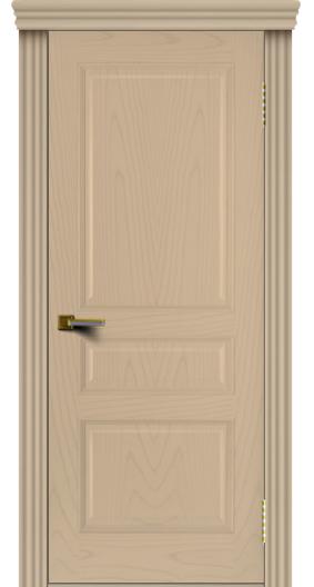 Двери ЛайнДор Калина ясень тон 3 карниз