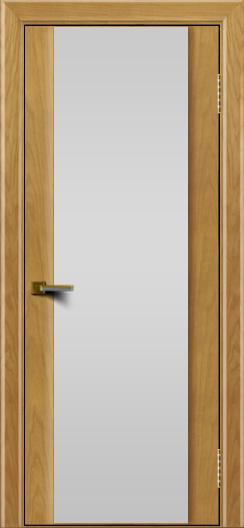 Двери ЛайнДор Камелия ясень тон 24 стекло Белое
