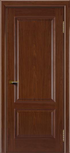 Двери ЛайнДор Кантри вишня тон 6 глухая