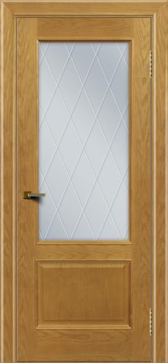 Двери ЛайнДор Кантри ясень тон 24 стекло Лондон