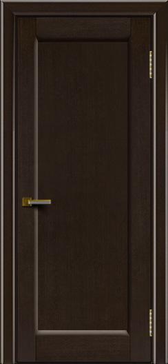 Двери ЛайнДор Мальта венге тон 12 глухая