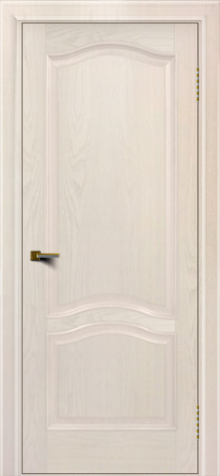 Двери ЛайнДор Пронто ясень жемчуг тон 27 глухая