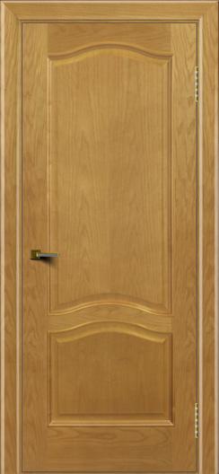 Двери ЛайнДор Пронто ясень тон 24 глухая