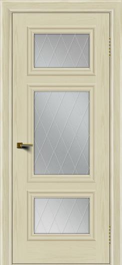 Двери ЛайнДор Афина тон 34 стекло Лондон