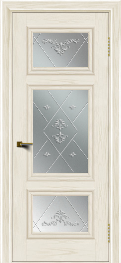 Двери ЛайнДор Афина тон 36 стекло Прима
