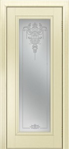 Двери ЛайнДор Валенсия тон 42 стекло Версаль