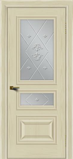 Двери ЛайнДор Агата тон 34 стекло Прима