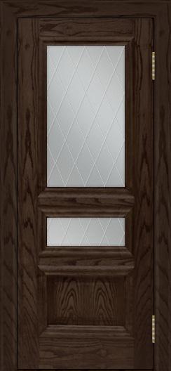 Двери ЛайнДор Агата тон 39 стекло Лондон
