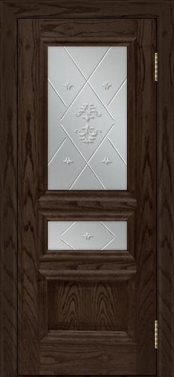 Двери ЛайнДор Агата тон 39 стекло Прима