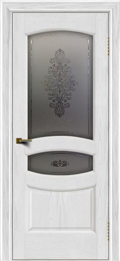 Двери ЛайнДор Алина 2 тон 38 стекло Алина 2