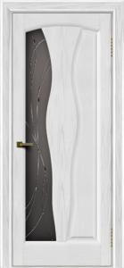 Двери ЛайнДор Анжелика 2 тон 38 стекло Анжелика