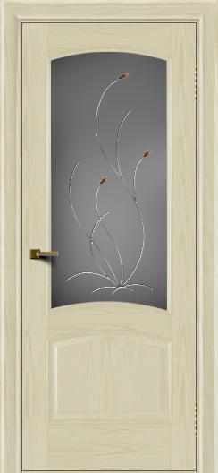 Двери ЛайнДор Анталия тон 34 стекло Ковыль