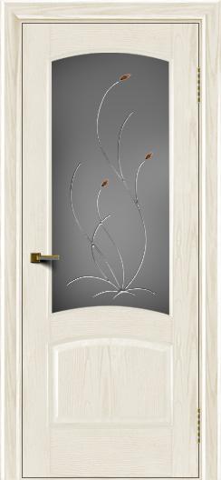 Двери ЛайнДор Анталия тон 36 стекло Ковыль