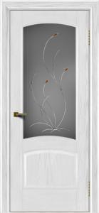 Двери ЛайнДор Анталия тон 38 стекло Ковыль
