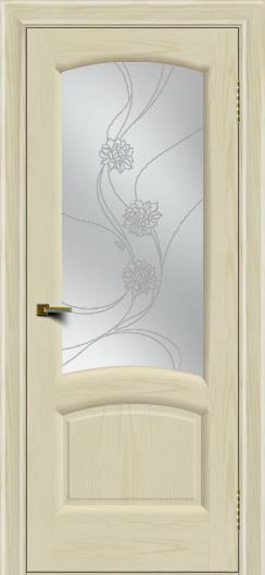 Двери ЛайнДор Анталия 2 тон 34 стекло Астра наливка