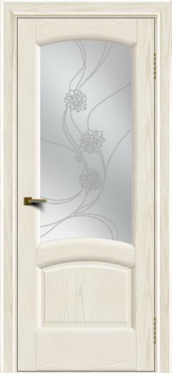Двери ЛайнДор Анталия 2 тон 36 стекло Астра наливка