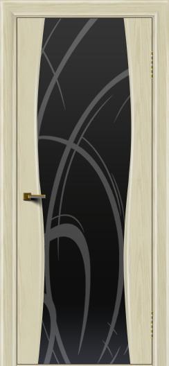 Двери ЛайнДор Арабика тон 34 стекло Арабика
