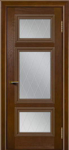 Двери ЛайнДор Афина тон 30 стекло Лондон
