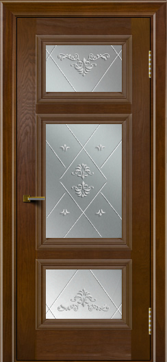 Двери ЛайнДор Афина тон 30 стекло Прима