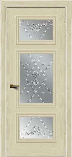 Двери ЛайнДор Афина тон 34 стекло Прима