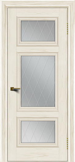 Двери ЛайнДор Афина тон 36 стекло Лондон