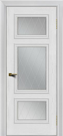 Двери ЛайнДор Афина тон 38 стекло Лондон