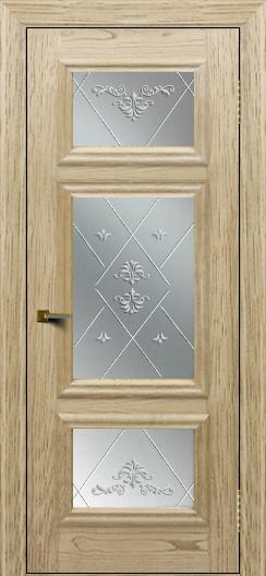 Двери ЛайнДор Афина тон 40 стекло Прима